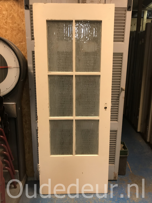 nr. 2303 eenvoudige glasdeur
