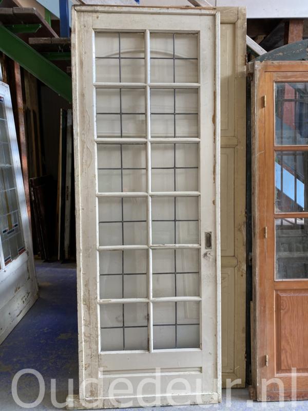 nr. gl465 enkele grote schuifdeur