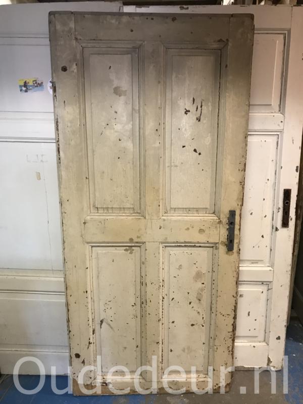 nr. 1348 oude antieke deur