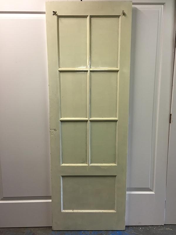 nr. 2106 jr 30 deur met zes ruiten