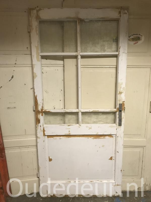 nr. 1378 antieke glasdeur