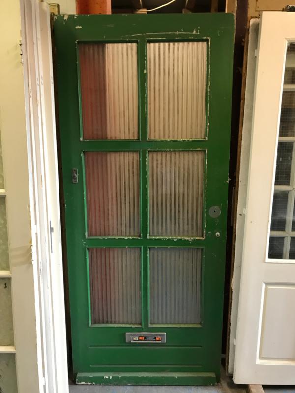 nr. 315 voordeuren met zes ruiten
