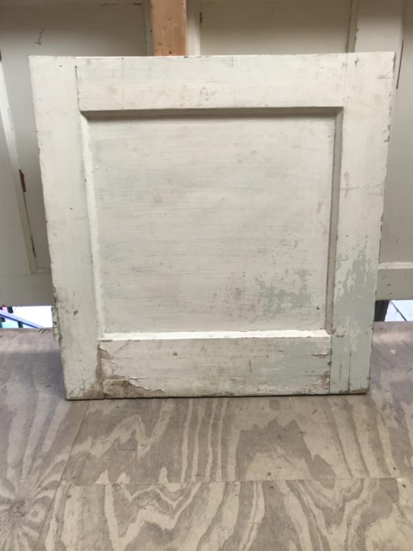 nr. 4382 deurtje met bruynzeel profiel