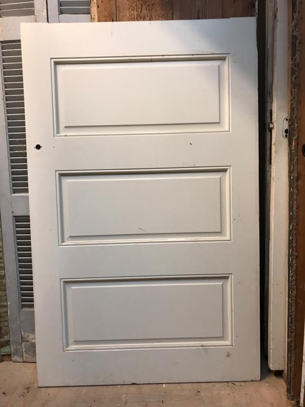 nr. 1810 brede zware paneeldeur