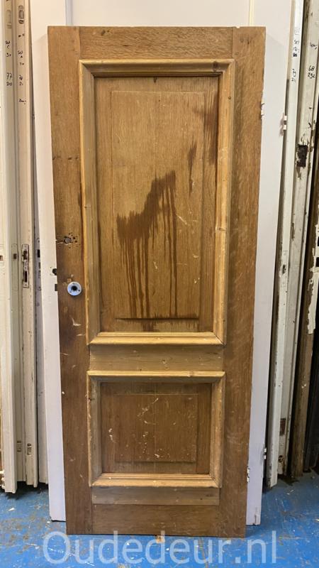 nr. 1500 kale eiken deur