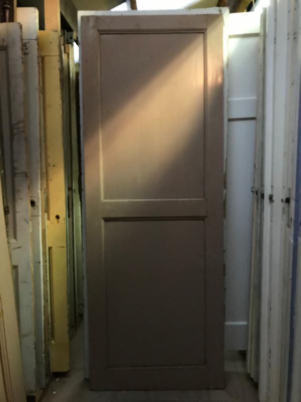 nr. 1991a 2 paneels kast deurtje