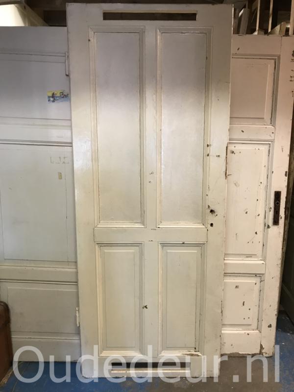 nr. 1349 antieke deur met ventilatie