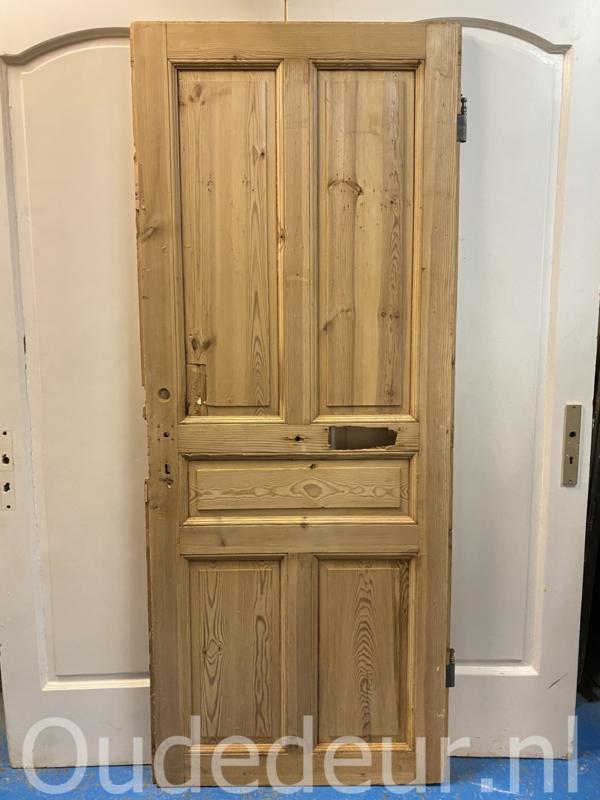 nr. 1290 antieke geloogde deur
