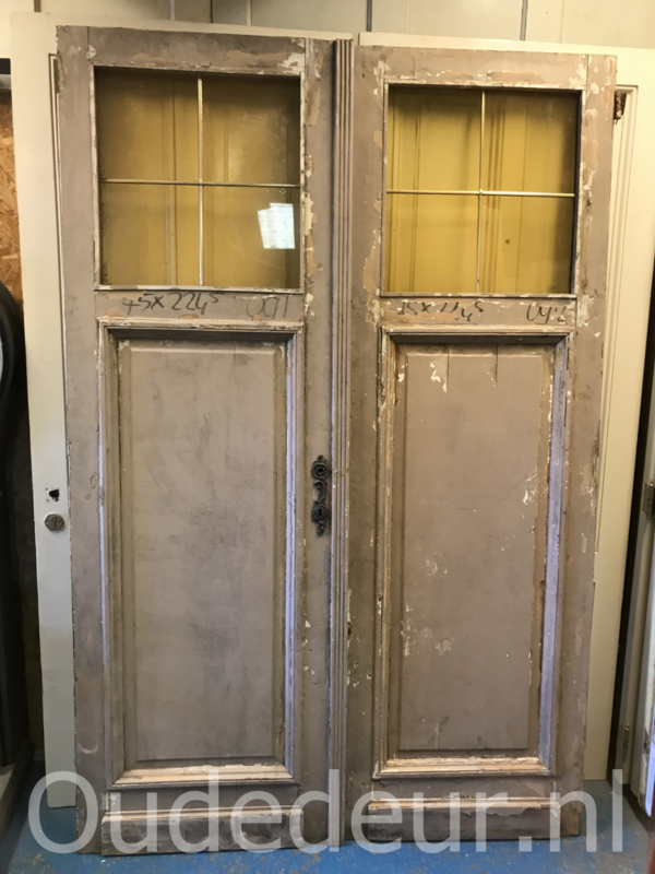 nr. set6267 set oude deuren