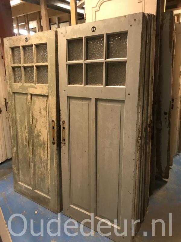 nr. 1064 serie oude grenen deuren