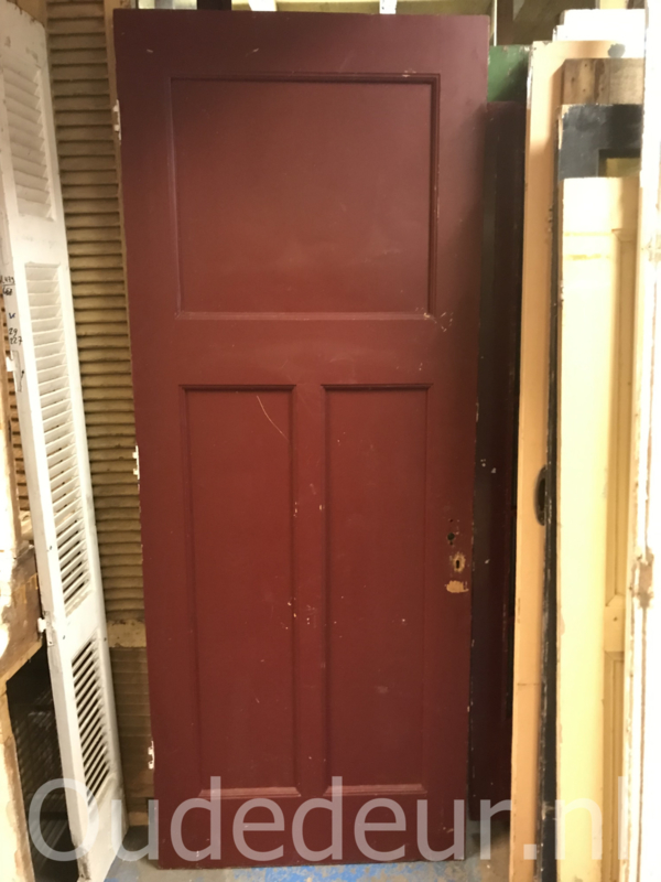 nr. 1287 grote oude deur