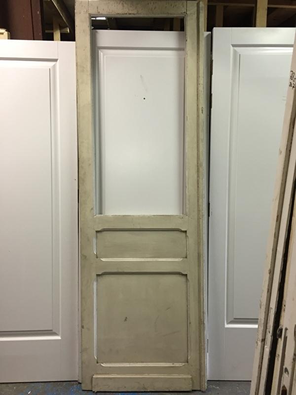 nr. 2113 hoge glas deur