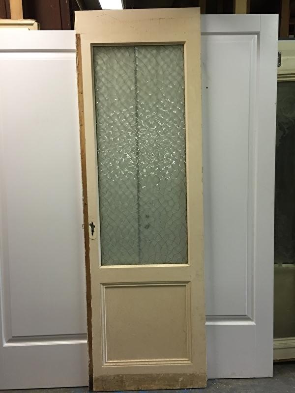 nr. 2124 verhoogde glasdeur