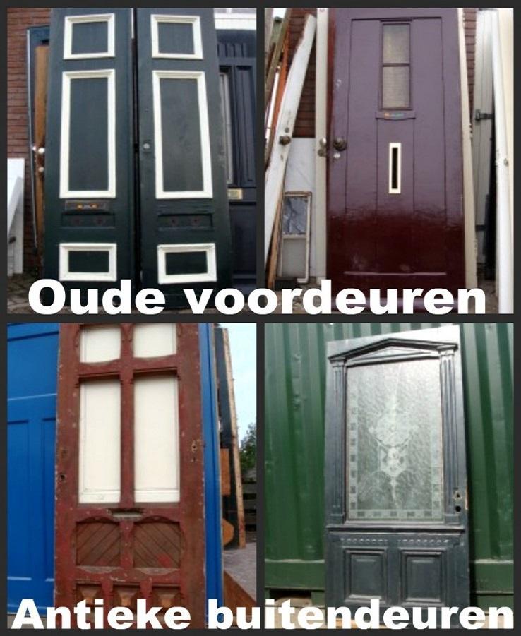 oude voordeuren