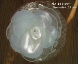 Haardecoratie  HA-14  ivoor  NIEUW !!