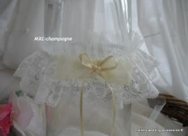 Kouseband MXL- 8  champagne