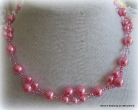 Setje M-11  Roze