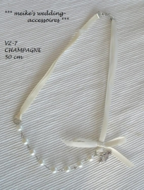 Ketting VZ-7  Champagne
