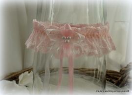 Kouseband  E-5 peach- roze  NIEUW !!