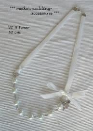 Ketting  VZ-9  Ivoor