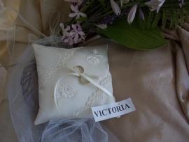 Ringkussen champagne    *** Victoria***  NIEUW !!