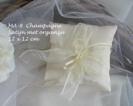 Ringkussen MA-8  champagne