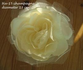 Haardecoratie  HA-15 Champagne  NIEUW !!