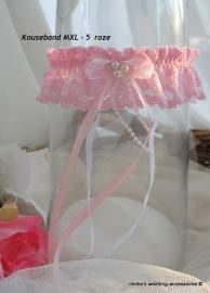 Kouseband MXL-5 roze