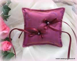 ringkussen 14-123  Violet-paars
