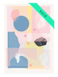 Monoprint 3.8 / sold