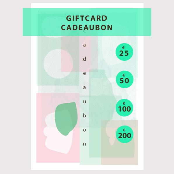 CADEAUBON / GIFTCARD