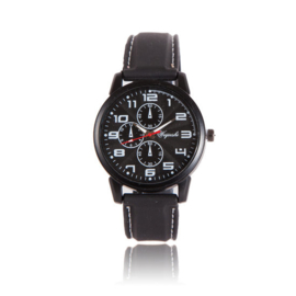 Zwarte horloge