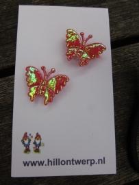 Rood vlindertje