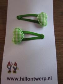 Groene knipjes