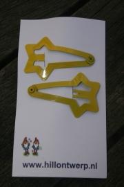 Sterrenknipjes geel