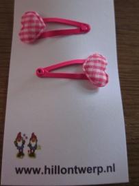 Roze knipjes