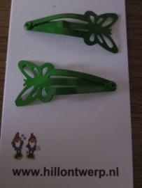 Groene vlinderknipjes