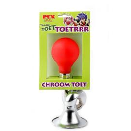 Balhoorn krul chroom