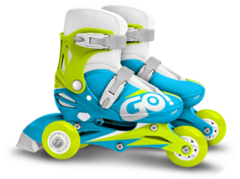 Verstelbare Inline skates Skids Control