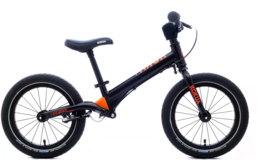 "Loopfiets LIKEaBIKE ""Jumper"" Black Edition 14"""