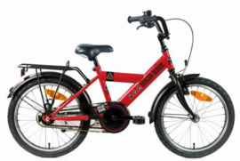 "Jongensfiets BFK ""High Risk"" red*"