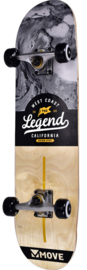 "Houten Skateboard ""Legend"""