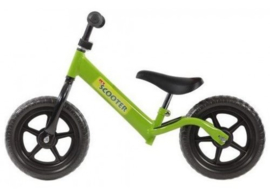 """Loopfiets """"PeX-KIDS"""" groen"""