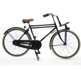 """Tiener-fiets 26"""" Burgers """"PickUp"""" zwart"""