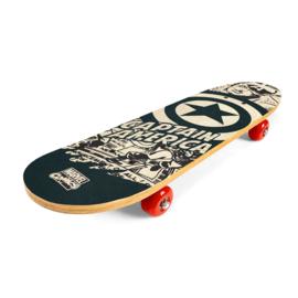 """Houten Skateboard Marvel """"Captain America"""""""