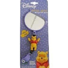 """Zijspiegels """"Winnie & Teigetje"""" 3D"""