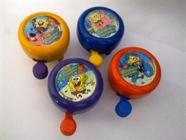 """Fietsbel """"Sponge Bob"""" gelakt"""