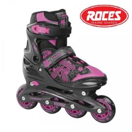 "Inline skates ""Jokey 3.0"" zwart/roze"