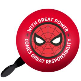 """Fietsbel retro Marvel """"Spiderman"""""""