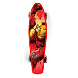 "Kunststof Skateboard Marvel ""Iron Man"""